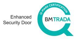 BM Trada Q-Mark Certification - Enhanced Security Door